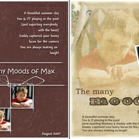 The Many Moods Of Max - do-over