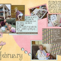 Project Life - February - 2