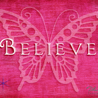 Thursday Challenge-Believe
