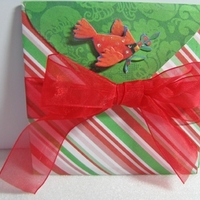 Printable Envelope Albums - Christmas