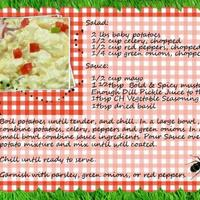 Potato Salad - July Recipe