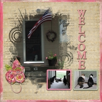 Thursday Challenge - Front Door