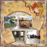 Project 12 - Sept,2011