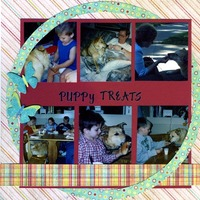 Puppy Treats