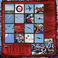 Airshow on the 4th