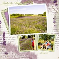 More from the lavender farm