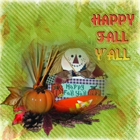 Tues. Nov. 22 Freebie - Happy Fall Y'all