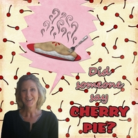 Tues. 7/5 - Cherry Pie