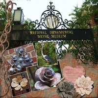 Tues. 7/16 - Ornamental Metal Museum