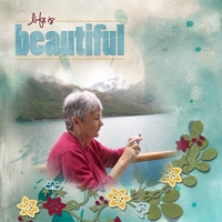 Re-JUNE-venate 2013 - Task #4 - Life is Beautiful