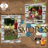 LO#1  Smores  Simply Sept Game