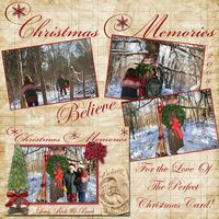 For The Love Of The Perfect Christmas Card