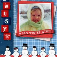 Baby me! Snowman Collection!