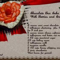 Decadent Desserts_Chocolate Box Cake