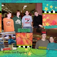 Spring Break Bowling Party, 2005