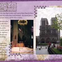 Paris Sights, June 2, p.1 of 2