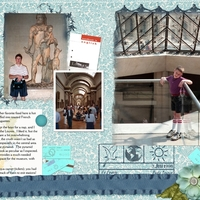 Visiting the Louvre, p.2 of 2