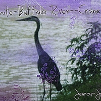 White-buffalo River-crane (June ATC Swap)