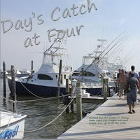 Day's Catch-Sat.  july 20 Color Challenge