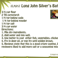 Jenrou_Almost Long John Silver's Batter
