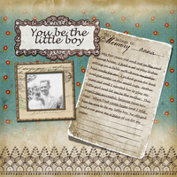 You be the Little Boy - Oct Gallery Contest