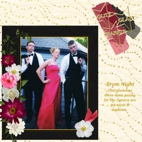 Speed Scrap 2/12 - Prom Night