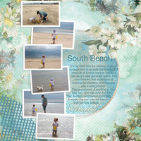 South Beach_left page