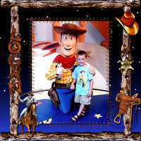 Logan and Woody
