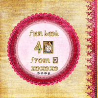 Fun Book 4 Heather_Hoopla Project #1_Back