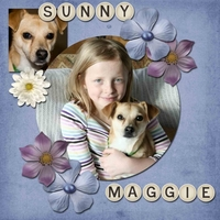 01 31 2010 Maggie and Sunny LO