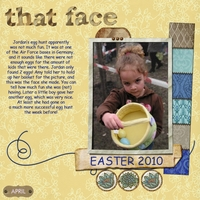 That Face (April layout 1)