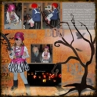 Halloween 2011 right page