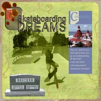 Mess or Masterpiece - Skateboarding Dreams