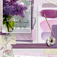 In The Mood For Spring Web