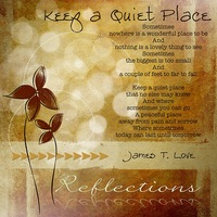 keep A quiet place Web