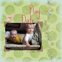 Mon 1/3: Play Date
