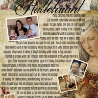 2012 Christmas Newsletter