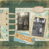 September ScrapClub Memory Lane