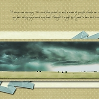 Thurs 26apr12 Challenge - Storm Brewing
