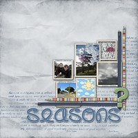 Friday Customer Submitted Challenge 28oct11 - Seasons