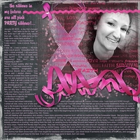 Friday 26aug11 customer submitted challenge by lorac (Carol!) - Pink Party Ribbons