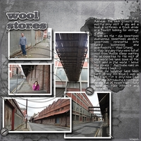Mon 22 aug11 Challenge - Urban - Wool Stores