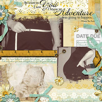 Layout for Syndee's September Club: Due Date