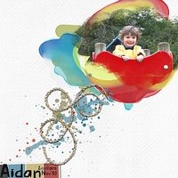 Colour Challenge 13aug11 - Aidan