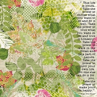 Layout for Cindy's Autumn Splendor collection