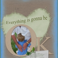 Everything OK  8x10 Thurs 9/21 Chal