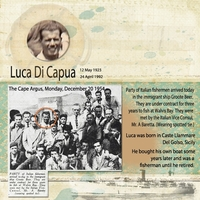 Friday Heritage Scrap lift-Luca