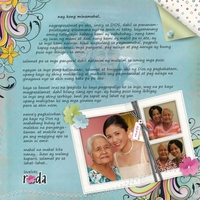 a grand daughter's love