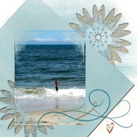 "Homework: Cutouts & DieCuts - ""Myles and the Waves"""