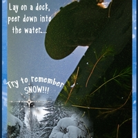 "August ATC1 - ""How to Cool off in Summer Heat"""
